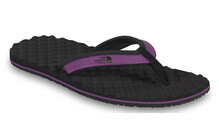The North Face Base Camp Mini  tong Femme violet/noir